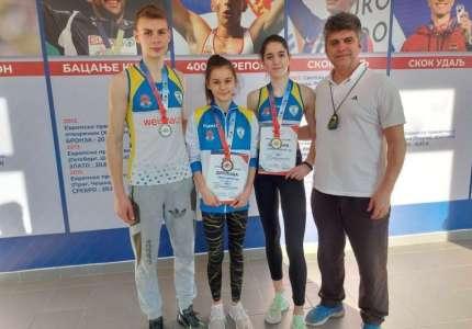 Atletičari Dinama osvojili pet medalja na Prvenstvu Srbije