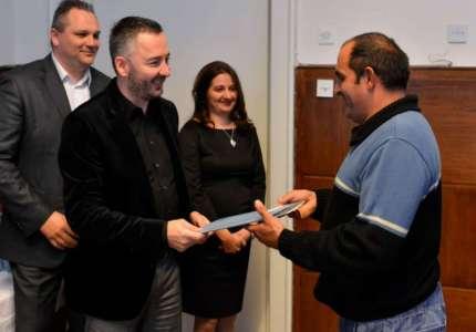 Podrška i za dva romska udruženja iz Pančeva