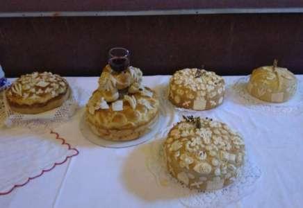 Najlepše slavske kolače umesile Omoljčanke, Dolovke i Pančevke