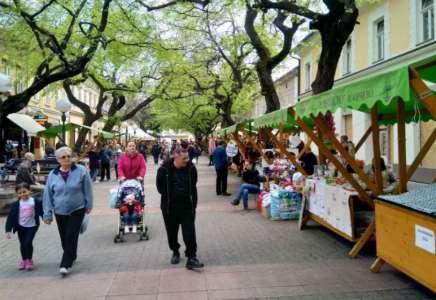 U Pančevu otvoren Uskršnji bazar