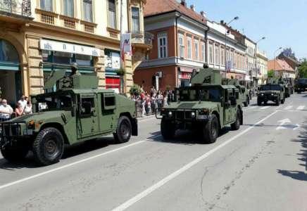 Dan vojske svečano obeležen u Pančevu