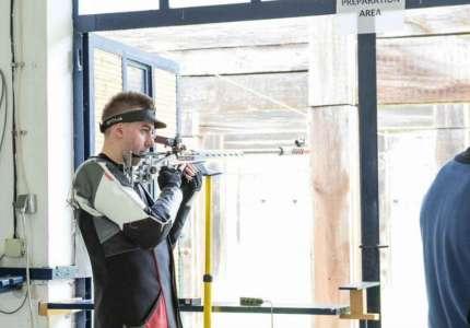 Streljaštvo: Dejan Pešić ubedljivo osvojio dve zlatne medalje