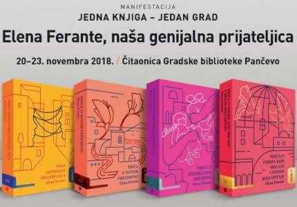 """""""Elena Ferante – naša genijalna prijateljica"""" u Pančevu"""