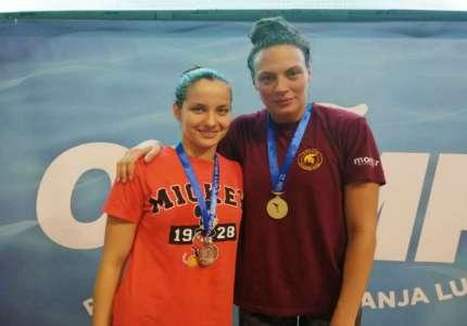 PK Sparta: medalja za Jovanu Bogdanović u Banjaluci