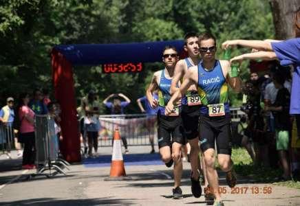 Deset medalja za pančevačke triatlonce na Prvenstvu Srbije
