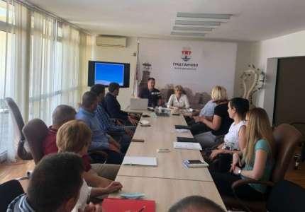 """Održan sastanak u okviru projekta """"Unapredimo sport u Vojvodini"""""""