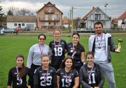 Počinje Ženska liga u američkom fudbalu: Pančevke kreću u lov na titulu!