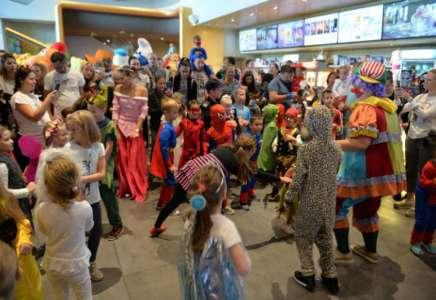 Najveseliji dečji festival u svim Cinestar bioskopima u regionu oborio rekord posećenosti