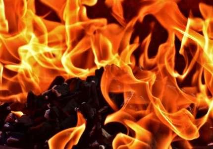 Požar u staroj štampariji koja je pod zaštitom države