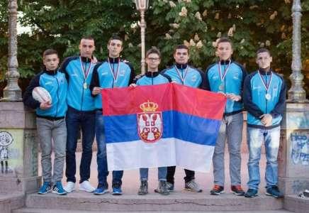 Ragbi: srebro za Srbiju i grad Pančevo