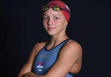 Anja Crevar plivačku karijeru nastavlja u Banjaluci