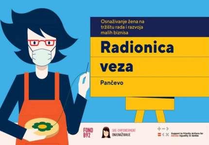 Besplatna radionica veza u Pančevu
