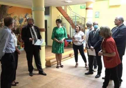 """Rotary klubovi uručili su donaciju vrtiću """"Bajka"""" u Pančevu"""