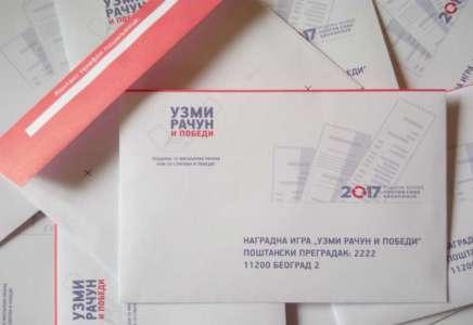 """""""Uzmi račun i pobedi"""": Evo ko su dobitnici nagrada iz Pančeva i okoline"""