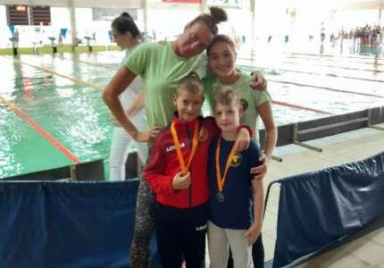 Plivanje: tri medalje za plivače PK Sparta