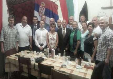 """Ambasador Bugarske Radko Vlajkov posetio Udruženje """"Šopsko oro"""" u Pančevu"""