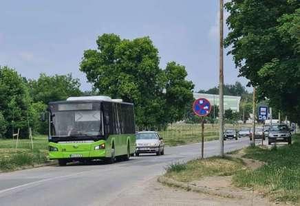 """Autobusi """"Pantransporta"""" od ponedeljka voze po letnjem redu vožnje"""