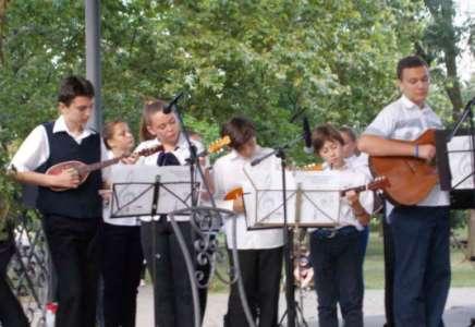 Druga internacionalna tamburaška radionica na Čardaku