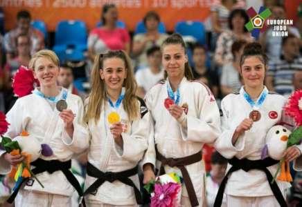 Džudo: zlato za Andreu Stojadionov na EYOF-u