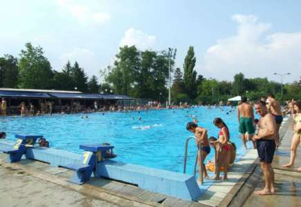 Nova pravila za kupače na Gradskom bazenu