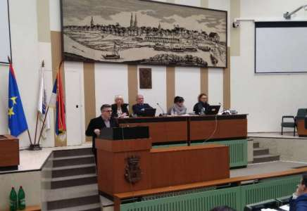 Sednica skupštine grada Pančeva zakazana za 28. januar