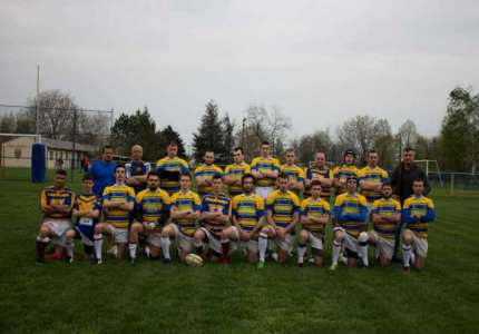 Ragbi: seniori Dinama pobedili ekipu iz Loznice