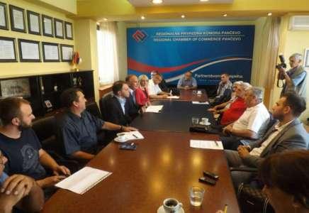 Preduzetnici i Mašinska škola potpisali ugovore o izvođenju praktične nastave