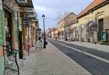 Završeni radovi u Njegoševoj ulici