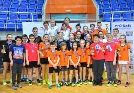 Odlični rezultati Pančevaca na badminton turniru u Vršcu