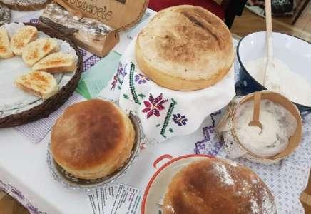 """Manifestacija """"Banatski hleb"""" po šesti put u Banatskom Novom Selu"""