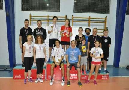Devet medalja za takmičare BK Dinamo