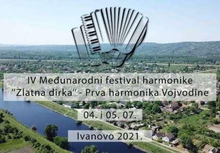 """Počelo prijavljivanje takmičara za Međunarodni festival harmonike """"Zlatna dirka"""""""