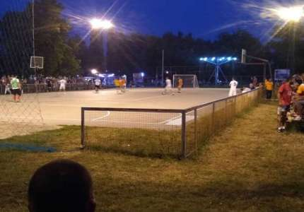 Završen turnir u malom fudbalu u Jabuci