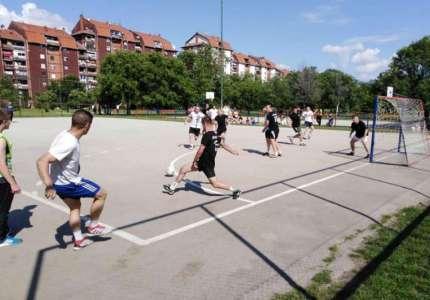 Organizovan sportski dan u naselju Kotež 2
