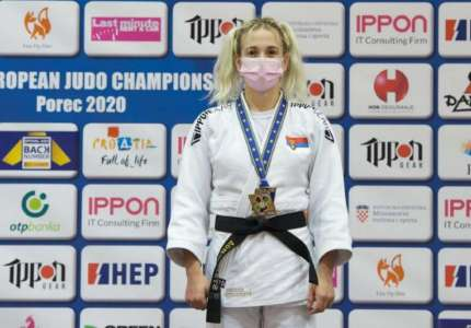 Andrea Stojadinov: redovno treniranje važno za osvajanje medalja u džudou