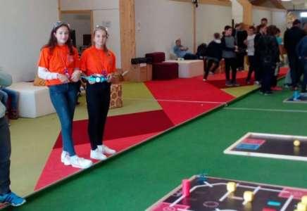 Učenice OŠ Isidora Sekulić učestvovale na Evropskom prvenstvu u robotici u Zagrebu