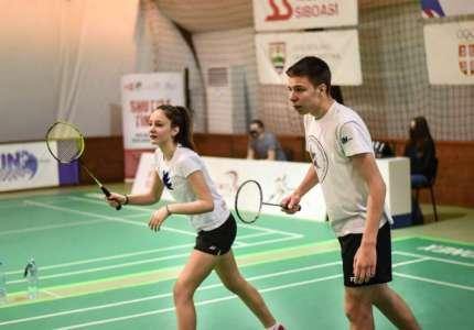 Pančevci osvojili 12 medalja na badminton turnirima u Beogradu