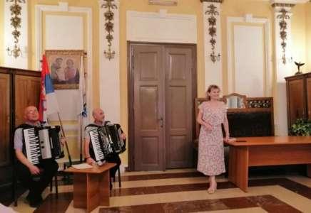 Održano veče harmonike u Kačarevu