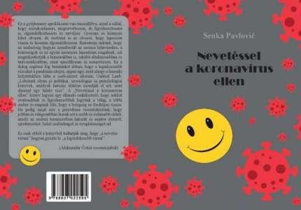 "Zbornik ""Smehom protiv korone"" na mađarskom jeziku"