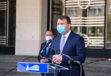 Mirović: Stanje nepovoljno, raste broj obolelih od virusa kovid 19
