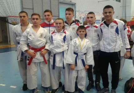 Tri prvaka Balkana iz Karate kluba Dinamo