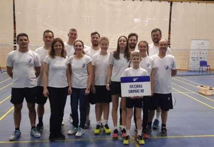 Pančevcima 13 medalja na Prvenstvu Vojvodine u badmintonu