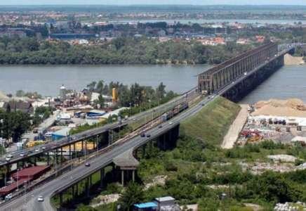 Od 27. do 30. septembra izmenjen režim saobraćaja na Pančevačkom mostu zbog radova