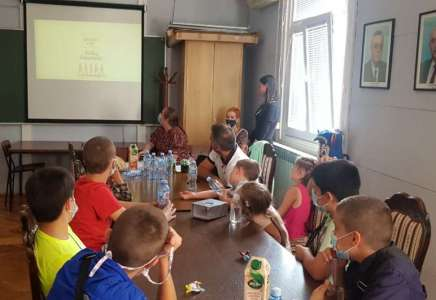 "Udruženje Slovenaca ""Logarska dolina"" organizovalo radionicu o čokoladi"