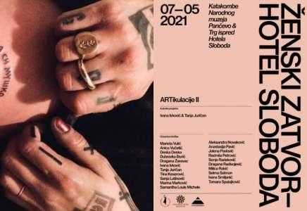 """Izložba """"ARTikulacije II"""" u Pančevu"""