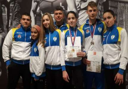 Atletičari Dinama osvojili dve medalje na Otvorenom prvenstvu Beograda