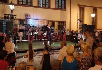 Koncert narodne muzike u Omoljici