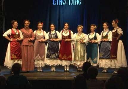 Etno Glas - susreti izvornih pevačkih grupa u Pančevu