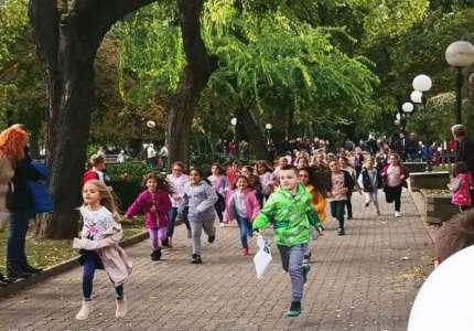 Trka za srećnije detinjstvo održana u Pančevu