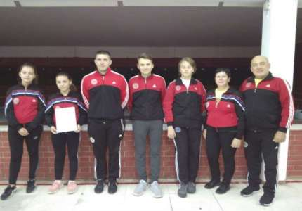 Streljaštvo: Pančevci treći na ekipnom takmičenju u gađanju vazdušnom puškom
